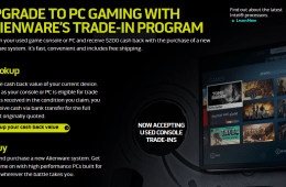 alienware trade in program