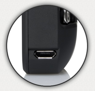 prong pocketplug micro usb port