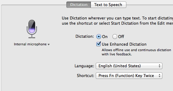 voice-dictation