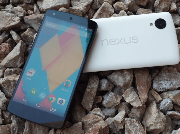 Nexus 5 both
