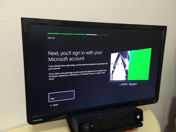 How to Setup an Xbox One (13)