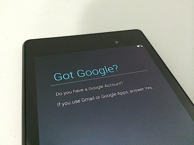 Nexus 7 Setup -5