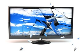 HDTV tip overs are dangerous and surprisingly common.