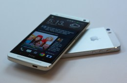 iPhone 5s vs HTC One -  4