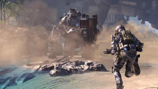 The Xbox One's first big exclusive title, Titanfall, launches March 11th.