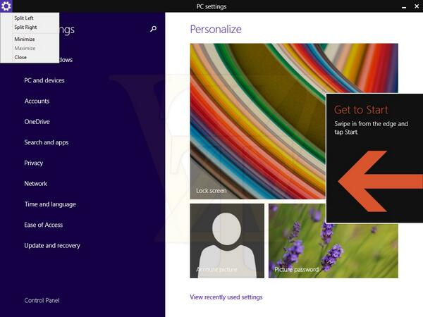 windows 8.1 update 1 leaks