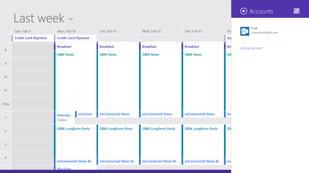 How to Add An Event to the Calendar in Windows 8 (11)