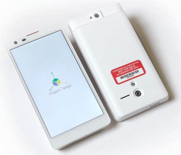 Tango-prototype