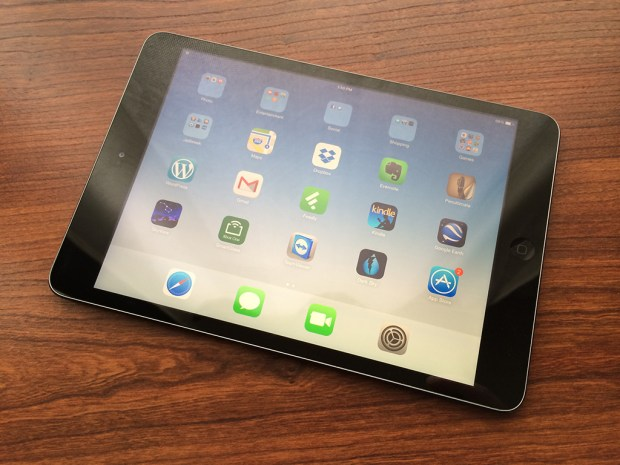 Use an iPad as an iPhone with iOS 7
