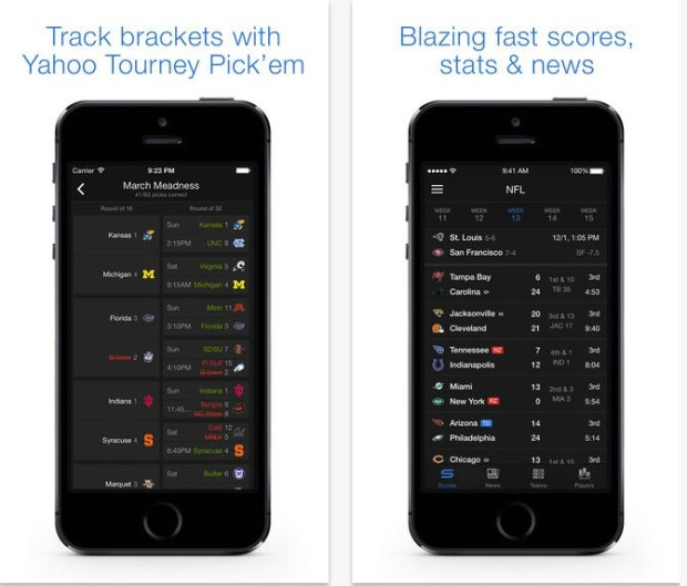 March Madness apps for iPhone and iPad often include big prizes for the best bracket.