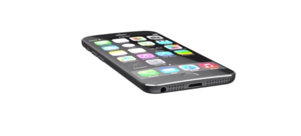 A new iPhone  concept shows offers a new look with a beautiful looking 4.5-inch display.