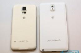 Samsung Galaxy S5 vs Galaxy Note 3 -  006-X2