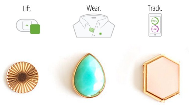 Wearable tech can look like jewelry.