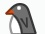 Facebook Emoticon Penguin