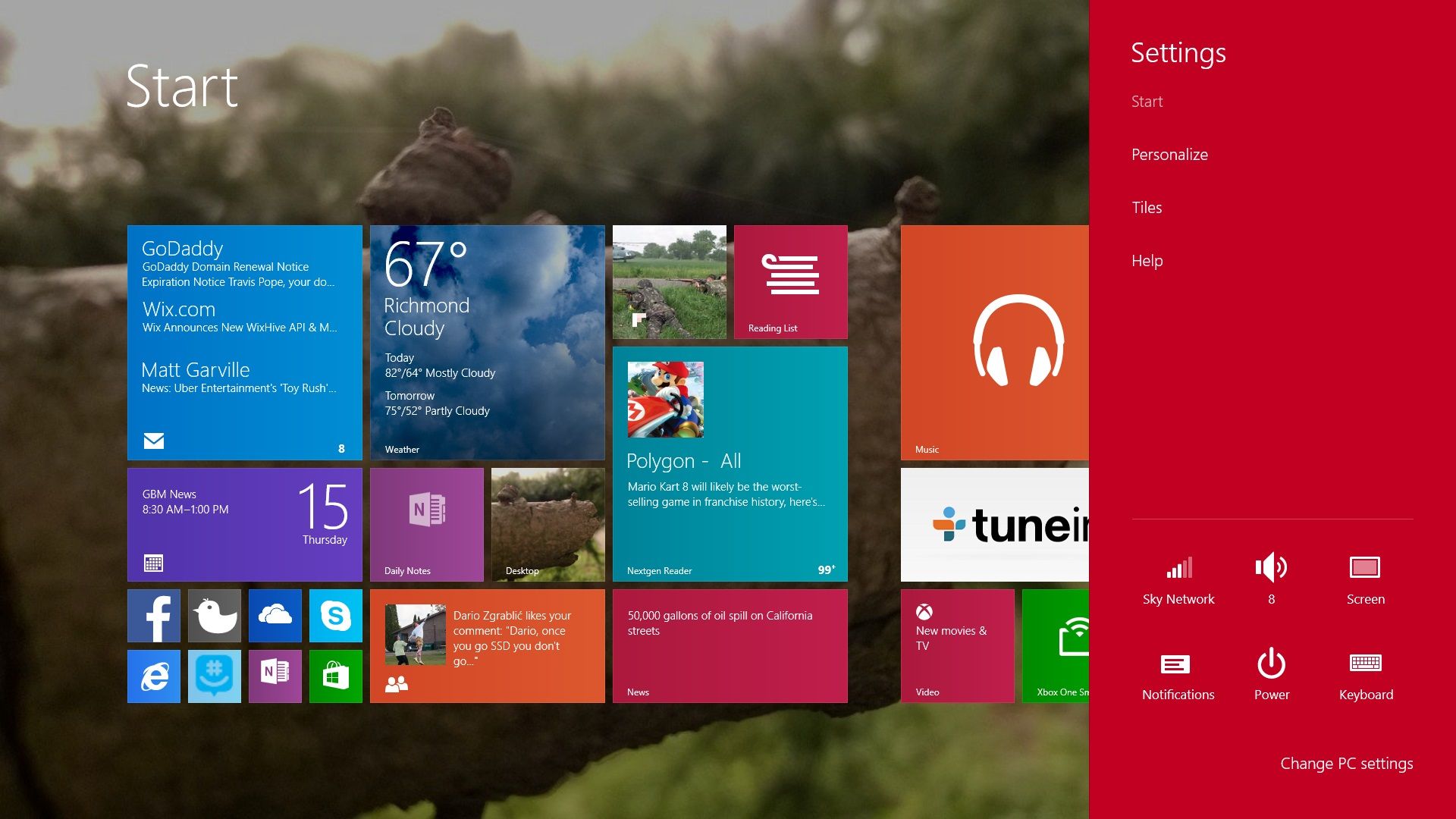 How to customize the windows 8 1 lock screen for How to design windows