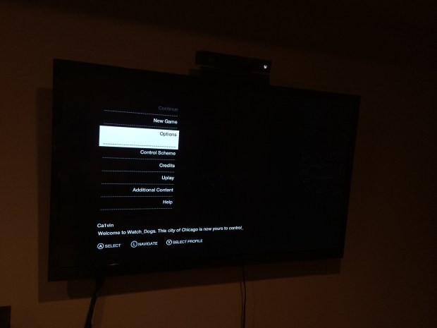 Go to the Watch Dogs settings to turn off multiplayer hacking.