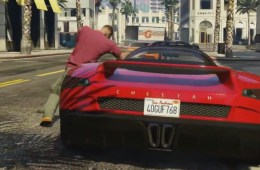 A PS4 GTA 5 announcement may come at E3 2014, and a PC and Xbox One GTA 5 release is rumored as well.