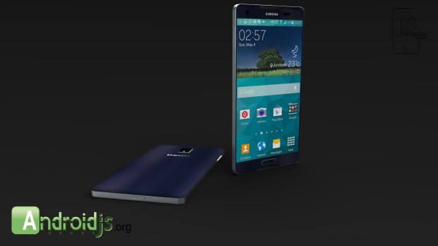 "It also features a 5.2-inch display/ Rumors suggest a ""Galaxy S5 Prime"" will utilize a similar screen size."