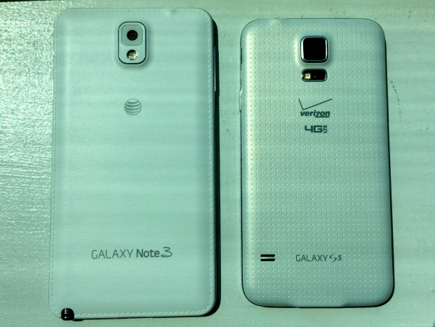We don't need more fake leather on the Galaxy Note 4.