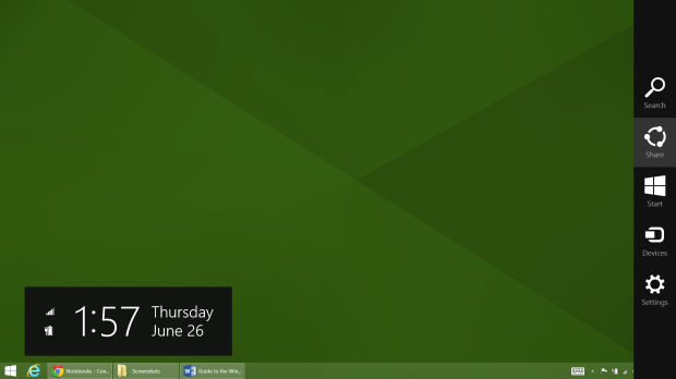 Guide to the Windows 8 Start Screen With a Mouse and Keyboard (3)