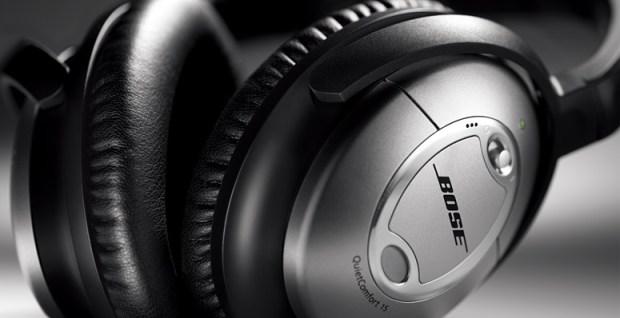 bose quietcomfort around-ear headphones