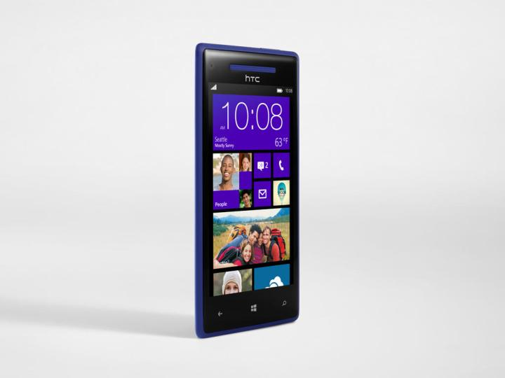 The Unlocked HTC 8X for T-Mobile & AT&T