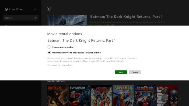 How To Rent Movies on Windows 8.1 (6)