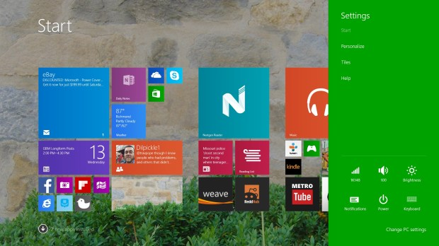 How To Stop Updates on Windows 8   (3)