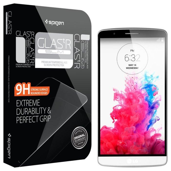 Spigen LG G3 Glas.tR