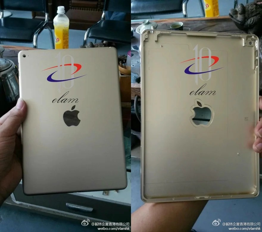 iPad Air 2 Design Shares Features with iPhone 6