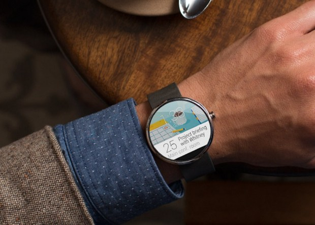 Expect a very fast Moto 360 release date that arrives in September.