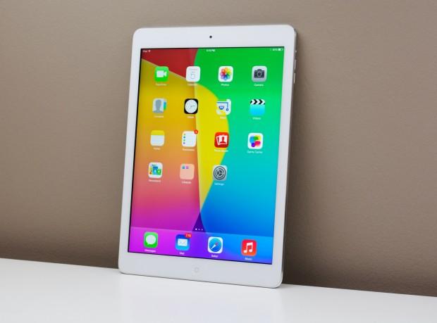 iPad Touch ID