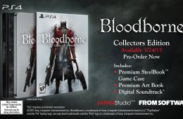 There is a special Bloodborne Collector's Edition.