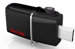 The SanDisk Ultra 32GB USB 3.0 OTG Flash Drive offers 16 to 64GB of added storage.