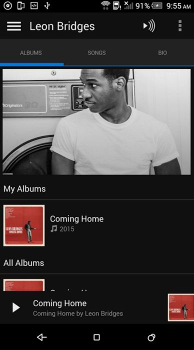 Groove Music for Android