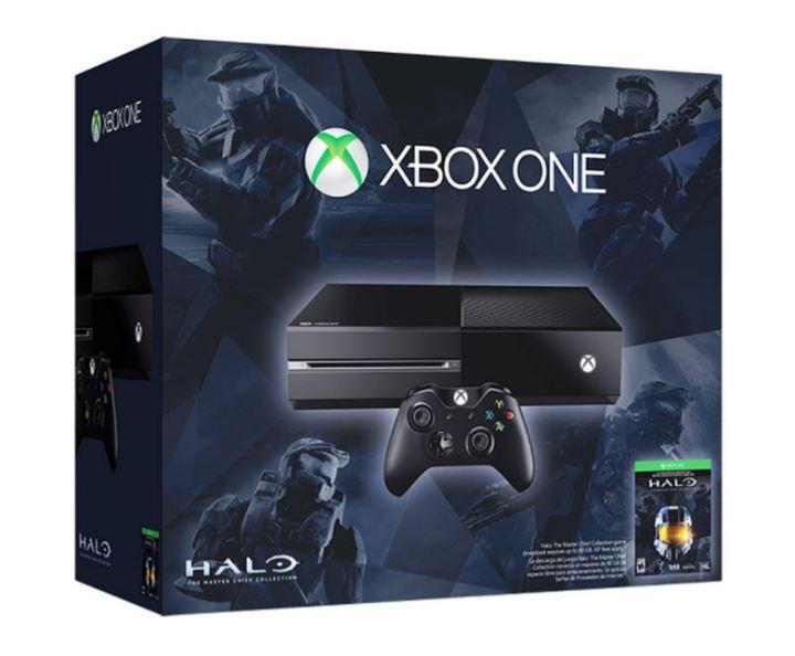 halo Xbox One bundle