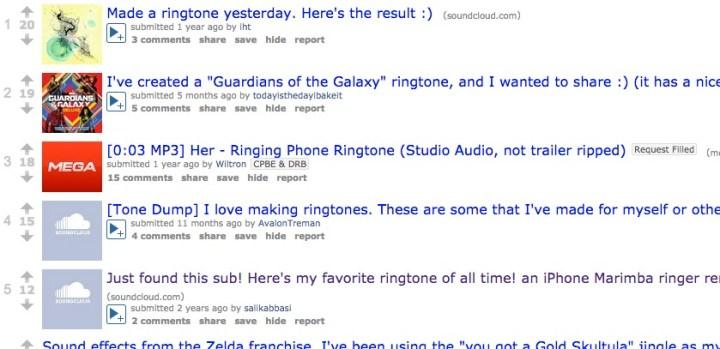 ringtones-reddit