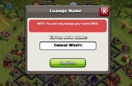 Change-name