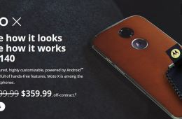 Moto X April Fools Deal