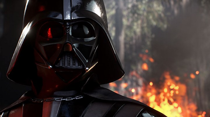 Play well and you can play as Darth Vader or Boba Fett.