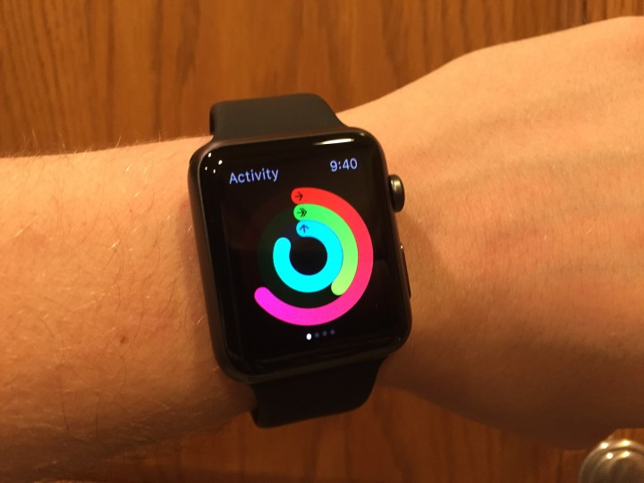 Here is an early Apple Watch OS 1.0.1 review.