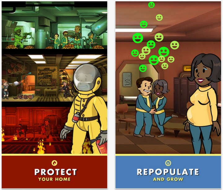 There is a Fallout Shelter Android release, but we don't know when it will arrive.