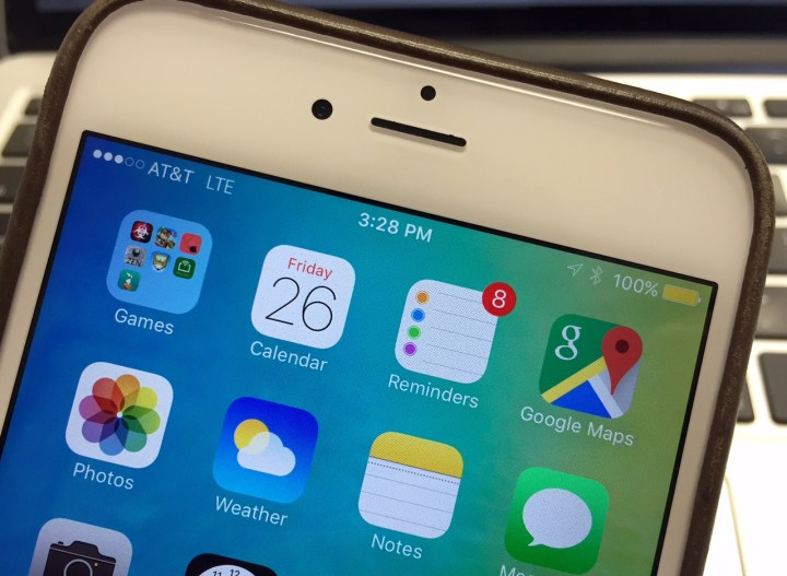 Apple plans to fix iPhone battery life with IOS 9.
