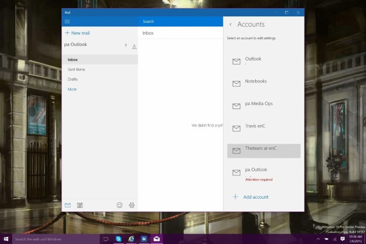 How to Add Emal Accounts to Windows 10 (5)