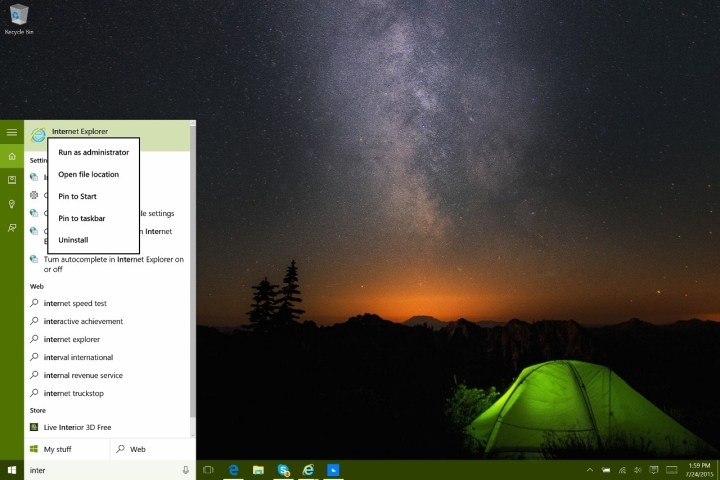 How to Browse the Internet in Windows 10 (15)