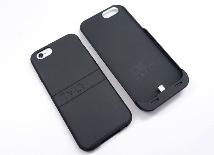 The Tylt Energi iPhone 6 battery case includes a slim case that can slide out for everyday use.