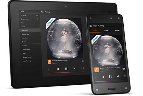 amazon echo fire tablet app