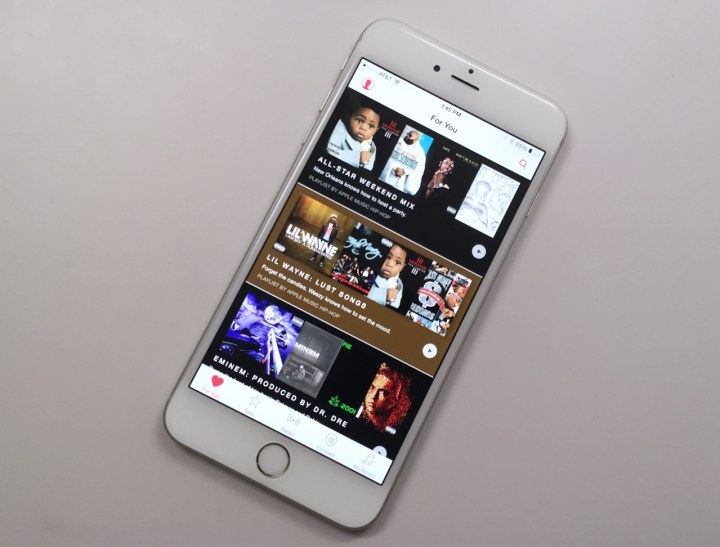 Apple Music is a big part of the iOS 8.4 update.