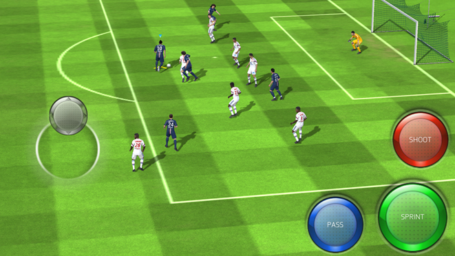 EA Sports FIFA is the new FIFA 16 for iPhone, iPad and Android.