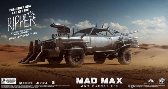 Mad Max Game Deals